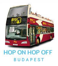 Hop On Hop Off Bus Budapest